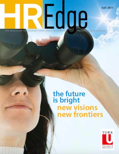 HR Edge Magazine Issue 3 cover page
