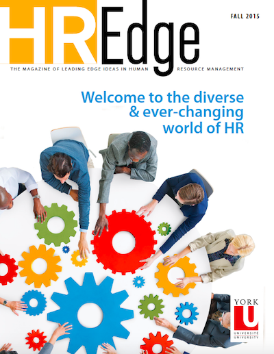 HR Edge Magazine Issue 5 cover page