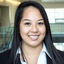 HRM alumna Jacqueline Tran profile photo