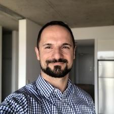 MHRM alumnus Dario Kosarac profile photo