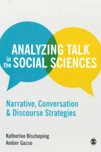Analyzing Talk in the Social Sciences book cover