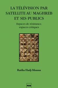 La télévision par satellite au Maghreb et ses publics book cover