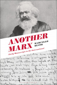 another marx book cover