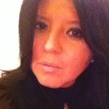 Sociology alumna Ana Chicaiza