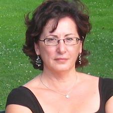 Sociology alumna Andriani Papadopolou
