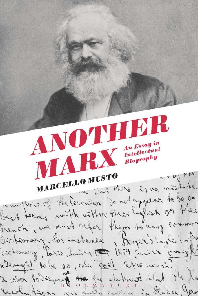 Another Marx: Early Manuscripts to the International book cover