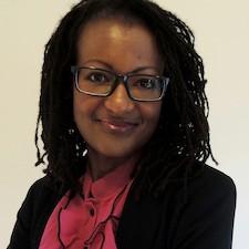 Sociology alumna Cheryl Nomdarkhom