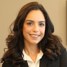 Sociology alumna Jessica Rizk