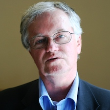 Sociology alumnus John Stapleton