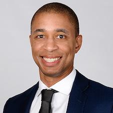 Sociology alumnus Kareem Bonner