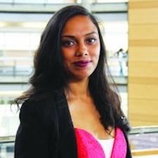 Sociology alumna Talisha Ramsaroop