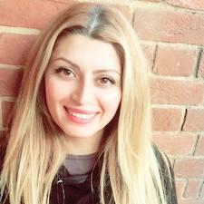 Sociology alumna Yasamin Fahd