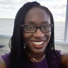 International Development Studies alumna Kendra Jaffray