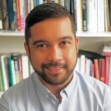 health & society alumnus Michael Adia