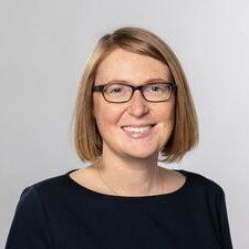 anthropology professor Sarah Blacker