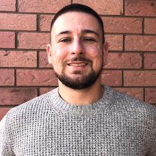 Urban Studies alumnus Marlon Gullusci