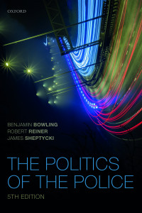 The Politics of the Police. 5th edition book cover