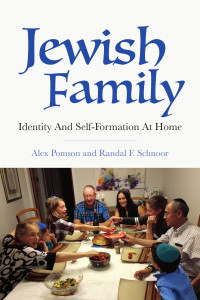 Book Cover: Jewish Family - Identity and Self-Formation at Home