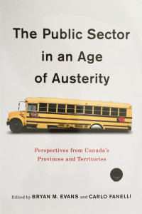 Book Cover: Public Sector in an Age of Austerity