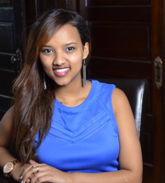 BUSO Alumna Semhar Berhe