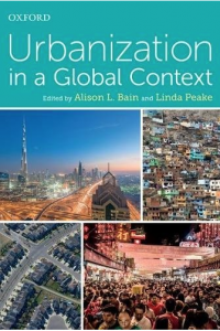 Book Cover: Urbanization in a Global Context