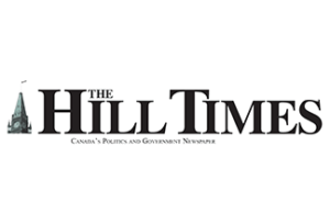 Logo: The Hill Times Newspaper