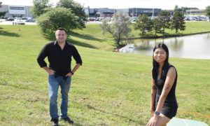 Urban Studies graduate Sarah Nguyen