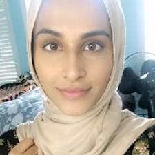 Social Work alumna Wajeeha Ahmad