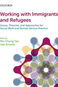 Working with immigrants and Refugees Book Cover