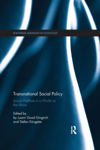 Transnational Social Policy Book Cover