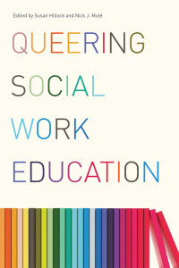 Queering Social Work Education Book Cover