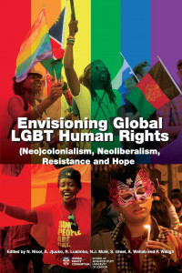 Envisioning Global LGBT Human Rights Book Cover