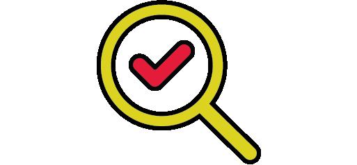 illustration of check mark