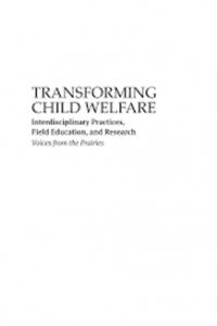 Transforming Child Welfare Book Cover