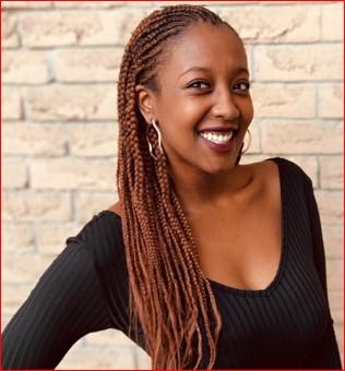 Freda Bizimana Profile Picture