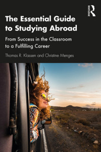 the essential guide to studying abroad book cover