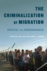 criminalization of migration book cover