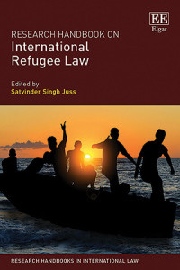 Research Handbook on International Refugee Law cover