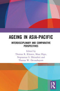 ageing in asia pacific book cover