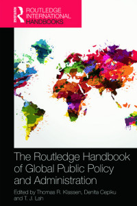 the routledge handbook of global public policy and administration