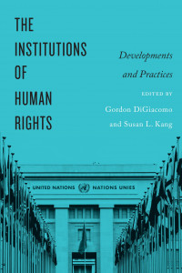 the institutions of human rights book cover