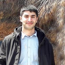 PPA student Naser Akbar