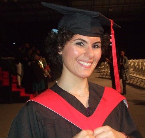 Academic Advisor Stefanie Lamonaca Caputo