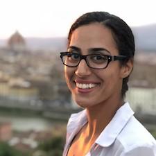 Portrait of Farnoosh Talebpour – Associate Producer, Production