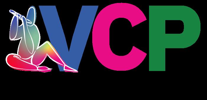 VCP Vanier College Productions Logo
