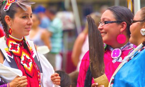indigenous arts performers