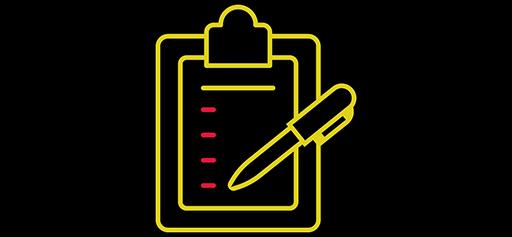 Internship submit form graphic