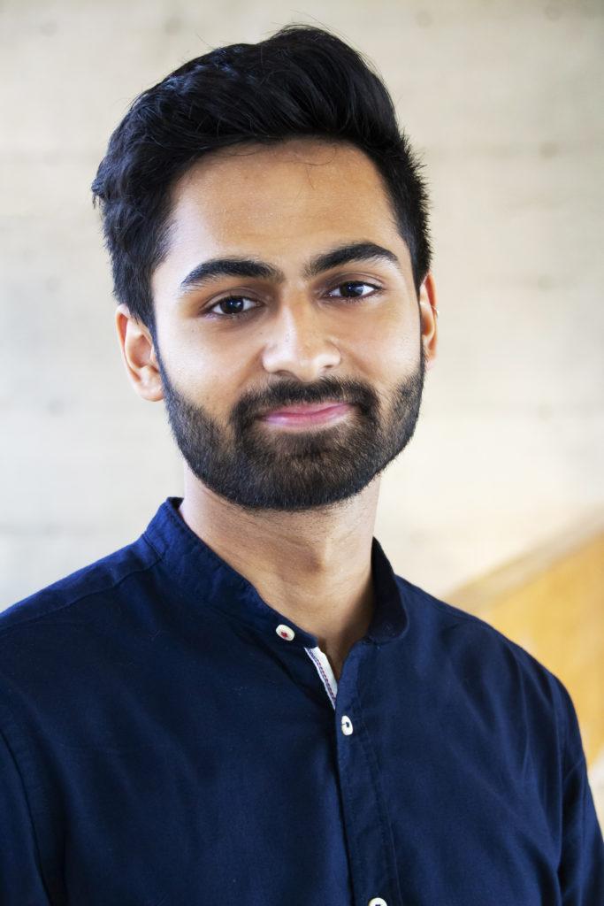Mahmood Khan, current student