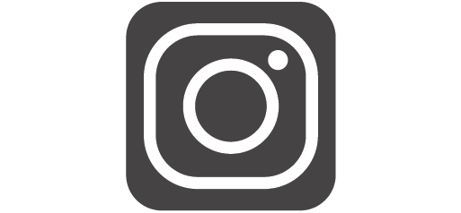 instagram logo in york grey colour
