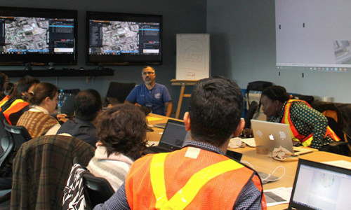 Emergency Management: Field Experience